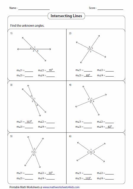 Linear Pair Geometry