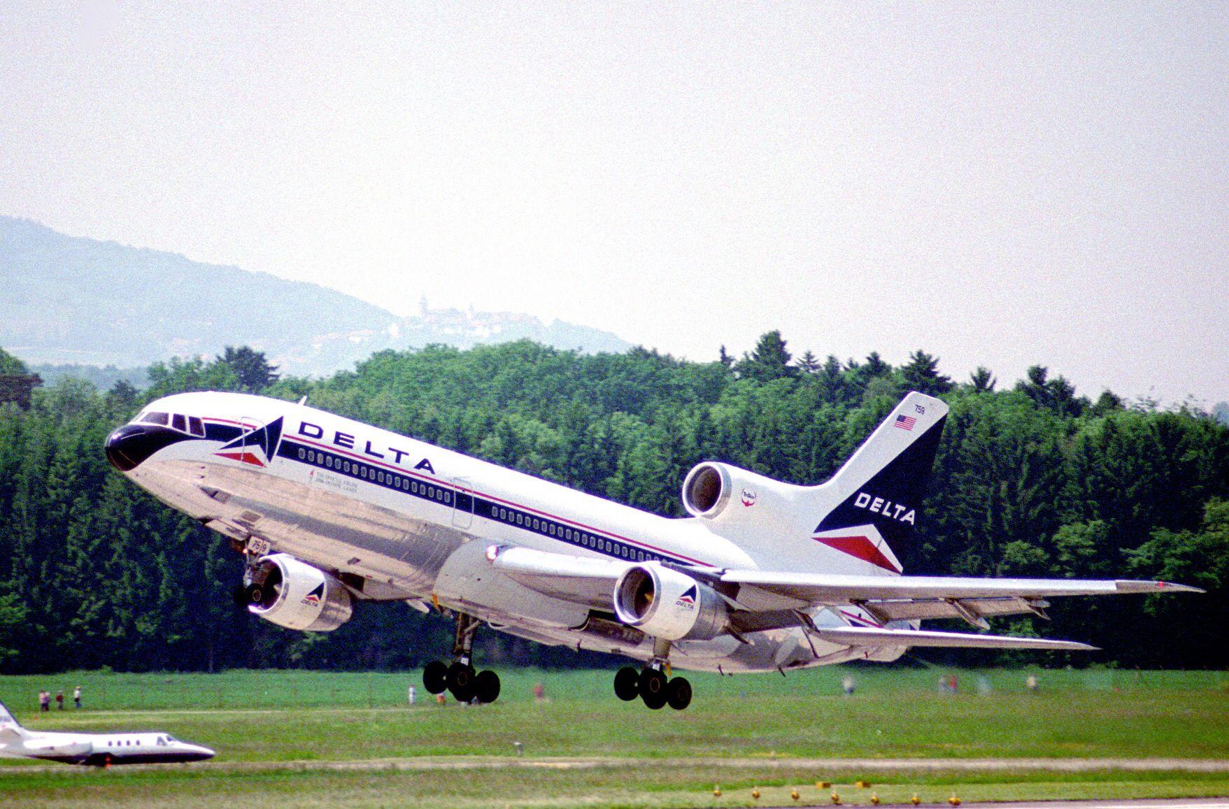 Delta Air Lines Tristar L1011