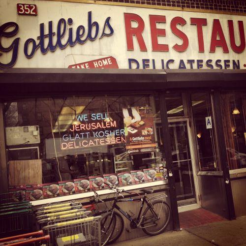 Gottliebs Deli We sell Jerusalem