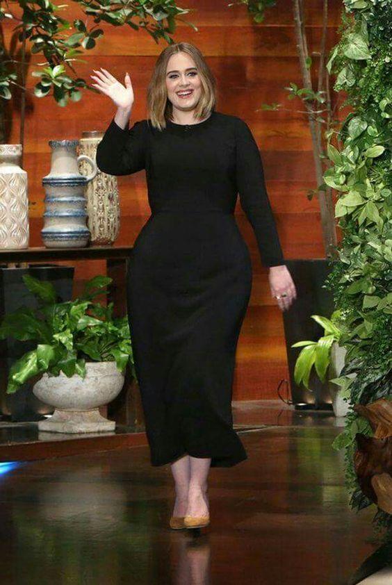Pin by T.J. Waege 1️⃣ on Adele | Adele dress, Adele style ...