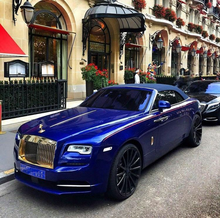 Supercar Duo Luxurycorp Rollsroyce: Pin De Jose Latorre En Roll Royce Coupe