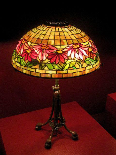 Tiffany Lamps Lampes Vitraux Et Louis Comfort Tiffany