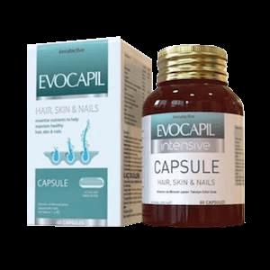 Evocapil Intensive Capsules Capsule Intense Shampoo Bottle
