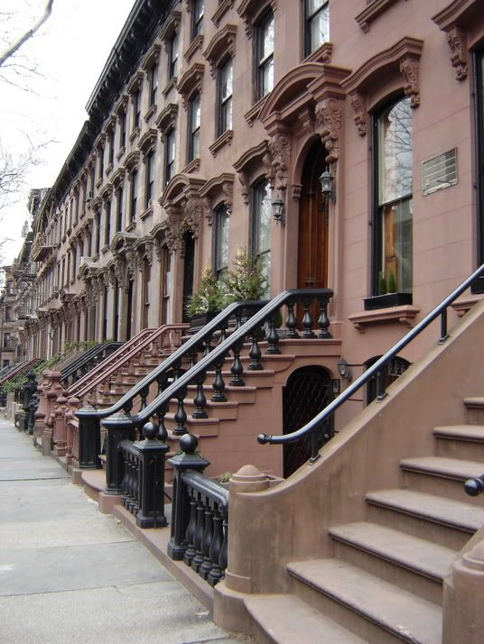 Image result for new york stoops