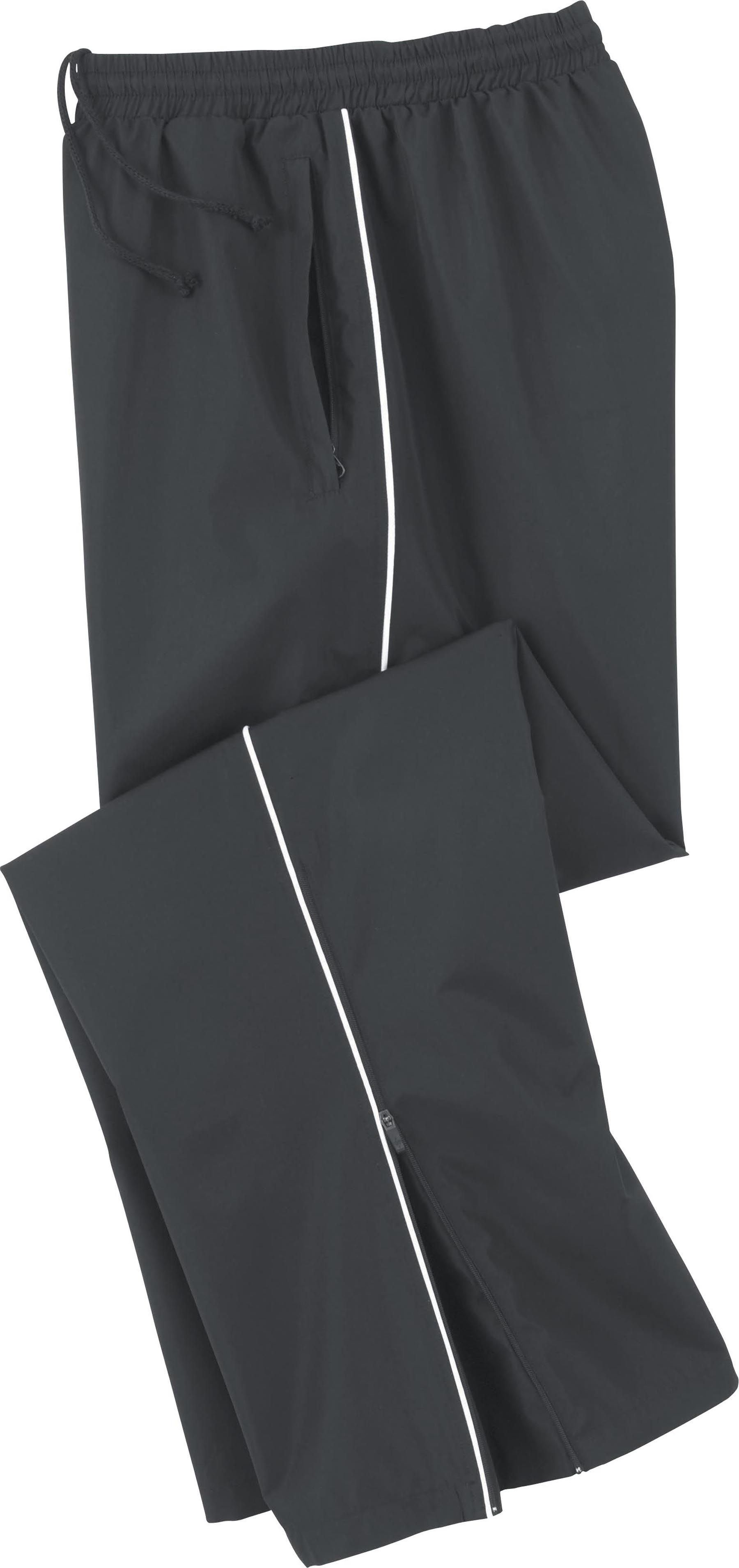 Perfect for Sports Teams: MEN'S WOVEN TWILL ATHLETIC PANTS