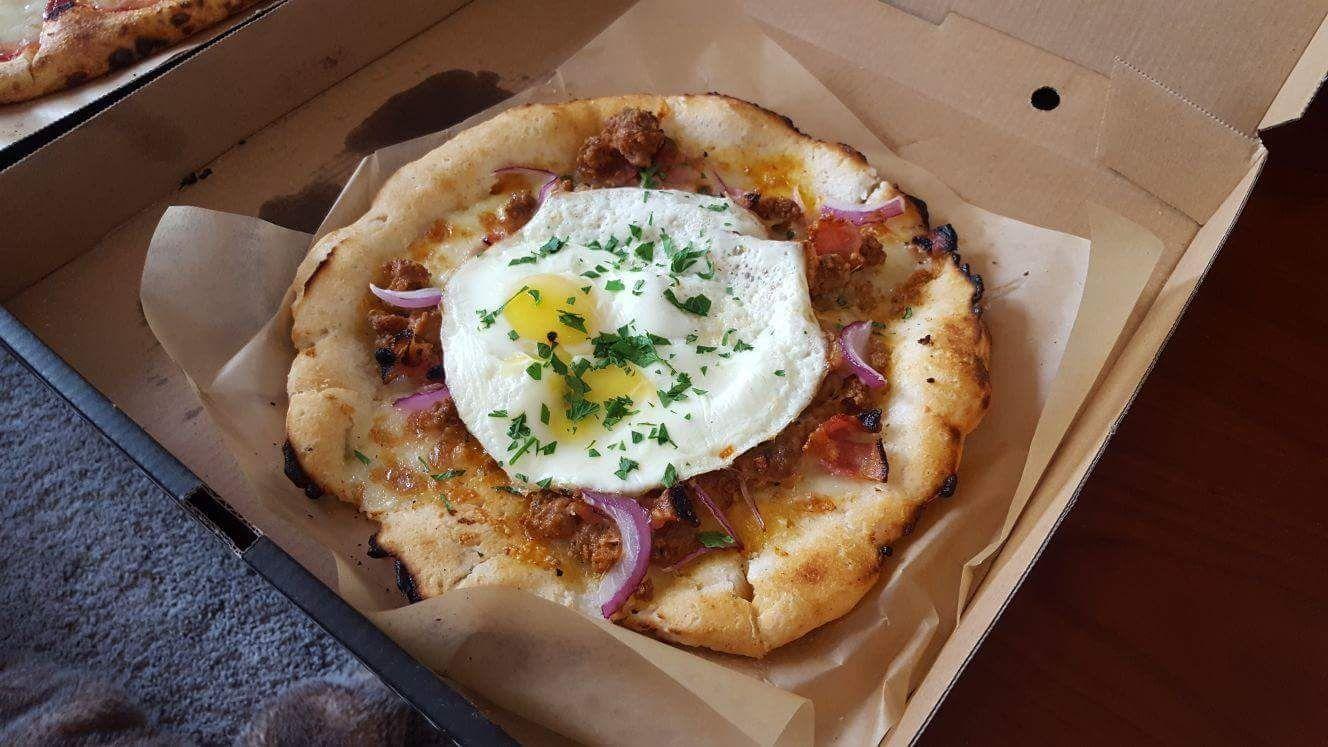 Gluten Free Pizza At Vaticano Cucina Gluten Free Restaurants Gluten Free Eating Edmonton Restaurants