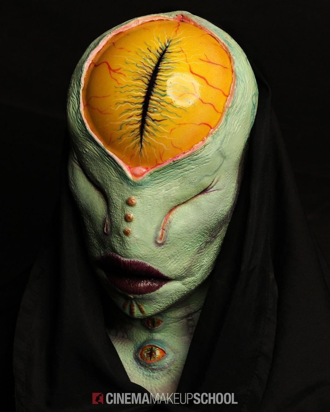 Image result for face off return to oz Face off makeup