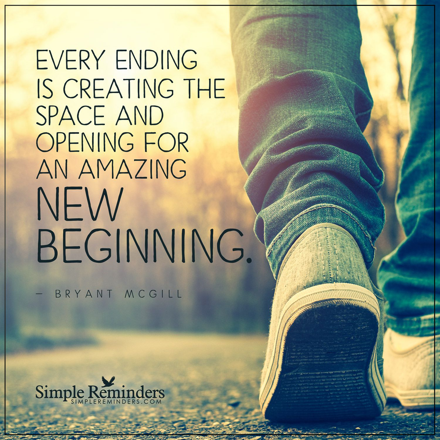 New Start Quotes: New Beginnings Every Ending Is Creating The Space And