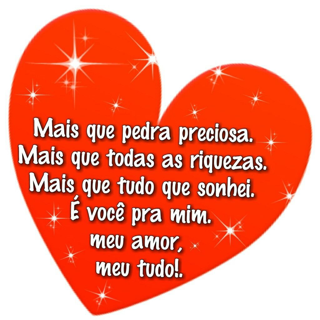 Meuamor Teamo Frases De Amor Namorada
