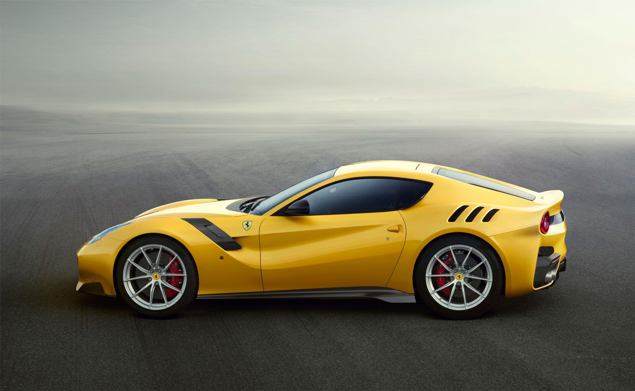 F12berlinetta Pales In Comparison To Ferrari S Newest 770 Hp F12tdf Supercar Cf Blog Ferrari F12 Tdf Ferrari F12 Ferrari F12berlinetta