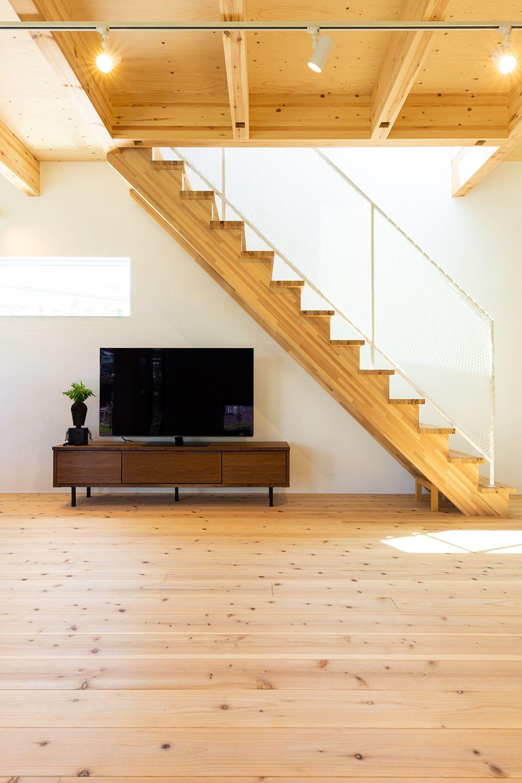 階段 手摺り事例集 321house ミツイハウス の写真集 広島 注文住宅
