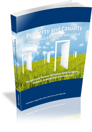 Property Casualty Concepts Book Property And Casualty Casualty