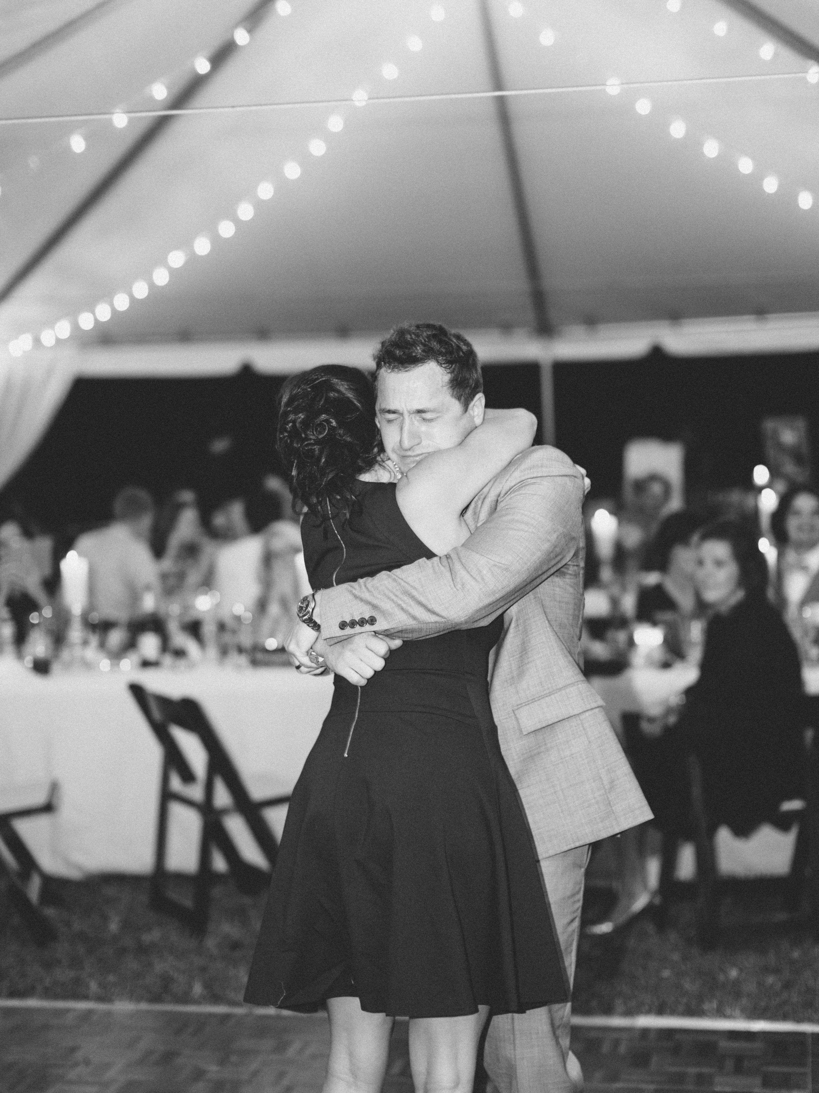 Precious Motherson Dance Wedding Tent Reception The Most