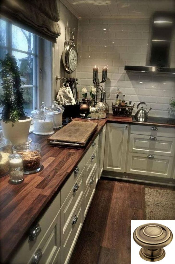 Dark Light Oak Maple Cherry Cabinetry And Kitchen Cabinet Wood Tray Dividers Check The Image For Var Rustic Kitchen Cabinets Kitchen Decor Kitchen Design