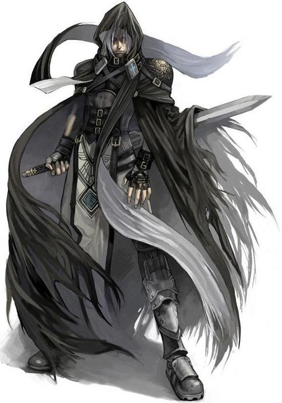 hooded dark warrior - Google Search | Randomness ...