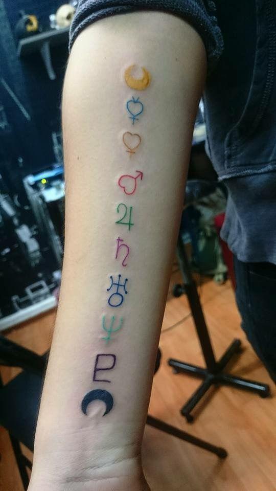 Photo of Sailor Moon Tattoo, #Moon #sailor #tattoo #beautytatoos