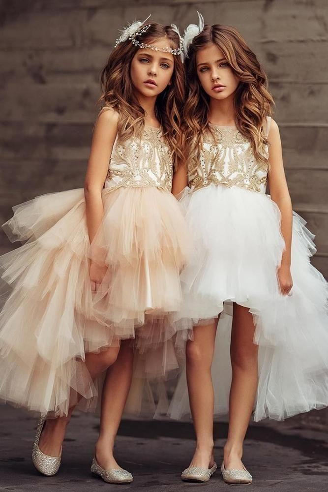 21 Cute Tutu Flower Girl Dresses | Wedding Dresses