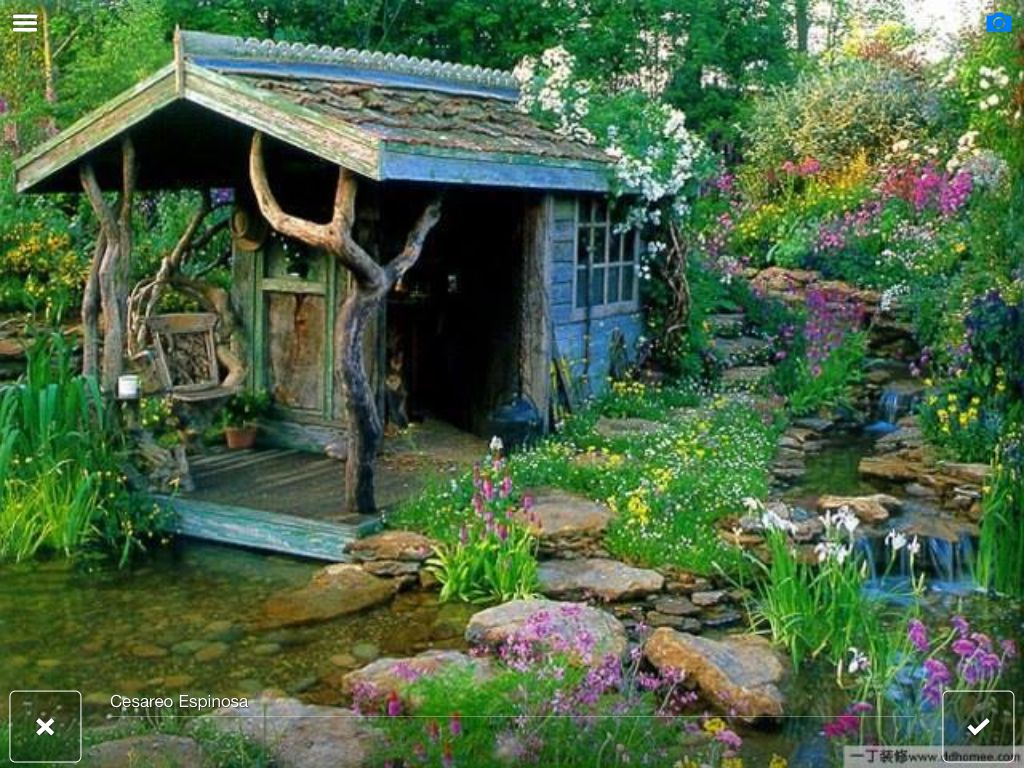 rustic garden shed simple natural - Garden Sheds Galore