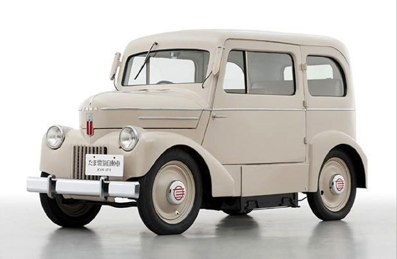 Nissan Tama 1947 Form Trends Electric Cars Vehicle Pickup Trucks