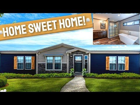 IN LOVE WITH THIS FLOOR PLAN MOBILE HOME TOUR THAT WILL KNOCK YOUR SOCKS OFF TAX RETURN SPECIAL