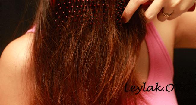 Kuru saçlar için bitkisel losyon nasıl yapılır How to