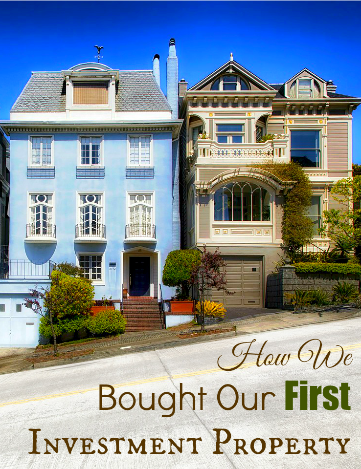 How We Bought Our First Investment Property - we're in the process of buying our second one now so we're reliving all the steps we took :)  hopefully it works out just as well.
