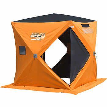 Fish Inn Escape u2013 4 Person Ice Fishing Tent  sc 1 st  Pinterest & Fish Inn Escape u2013 4 Person Ice Fishing Tent | cabin | Pinterest ...