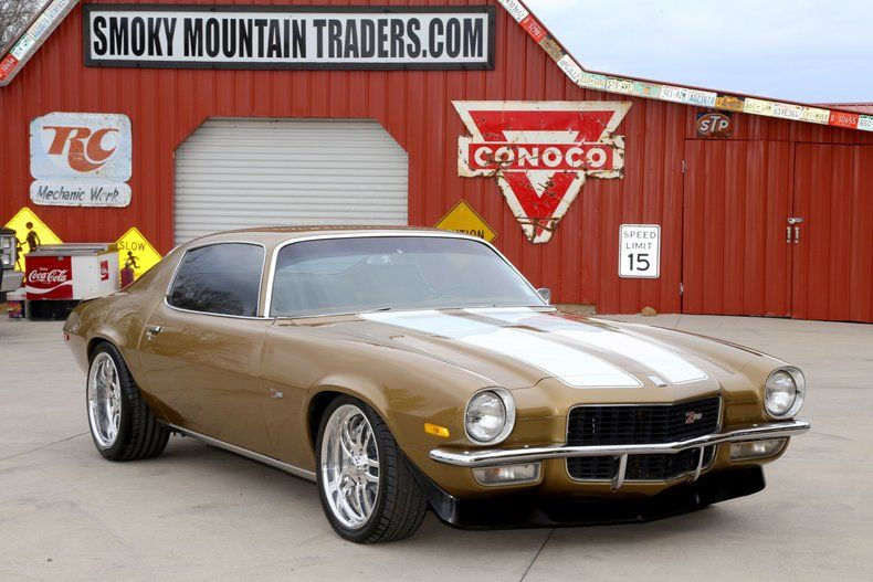 1970 Chevrolet Camaro For Sale Allcollectorcars Com Camaro For Sale Chevrolet Camaro Camaro