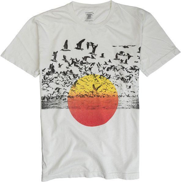 15a20cdfdb51 FREEDOM ARTISTS SUNFLOCK SS TEE > Mens > Clothing > Graphic T-Shirts | Swell .com