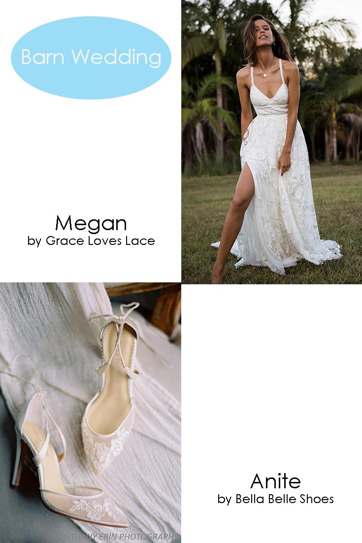 Cinderella Heels The Top 10 Most Romantic Bridal Shoes