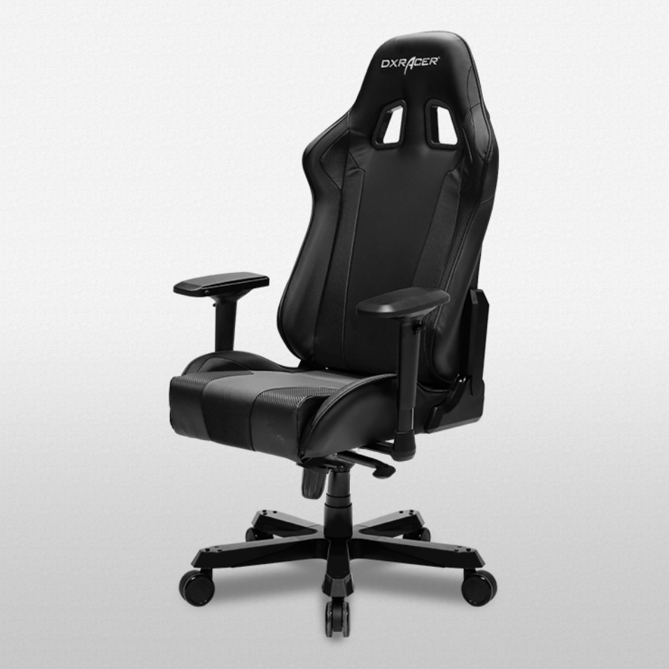 King Series Pro Pu Leather High Back Gaming Chair Ks06 N Gaming