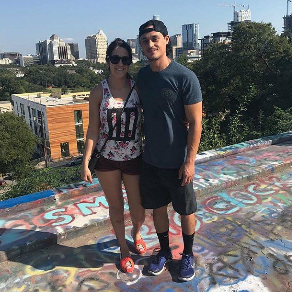 Aaron Solow Pamela Martinez Wwe Couples Wwe Superstars
