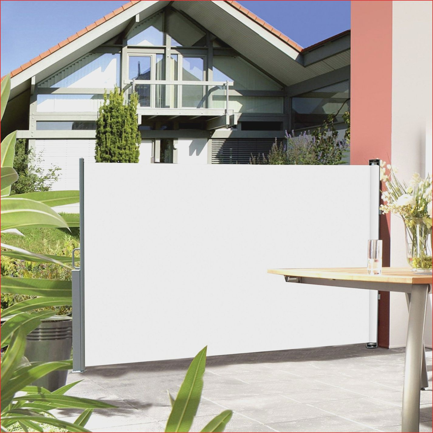 Garten Design 28 Frisch Balkon Windschutz Ohne Bohren O99p Check