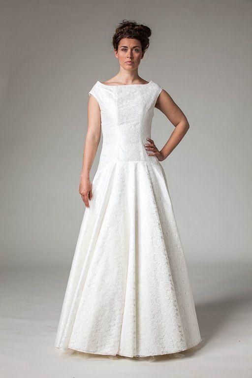Kleid Sonnenbraut Brautmode 2014 Von Rike Winterberg Schlichte