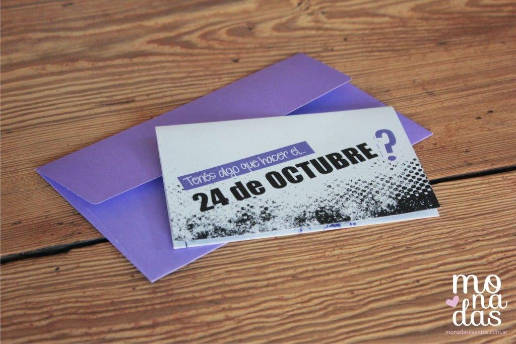 Invitaciones de 15 años a puro ROCK! #monadas #invitaciones #tarjetas #15 #15años #quinceañera #caricatura #ilustracion #diseño #ideas #rock http://bit.ly/invitaciones_15años_rock