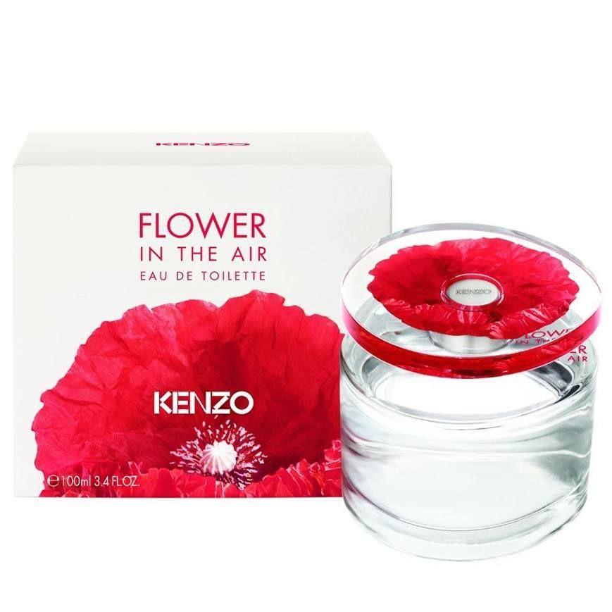 Flower in the air 34 oz edt for women kenzo flower