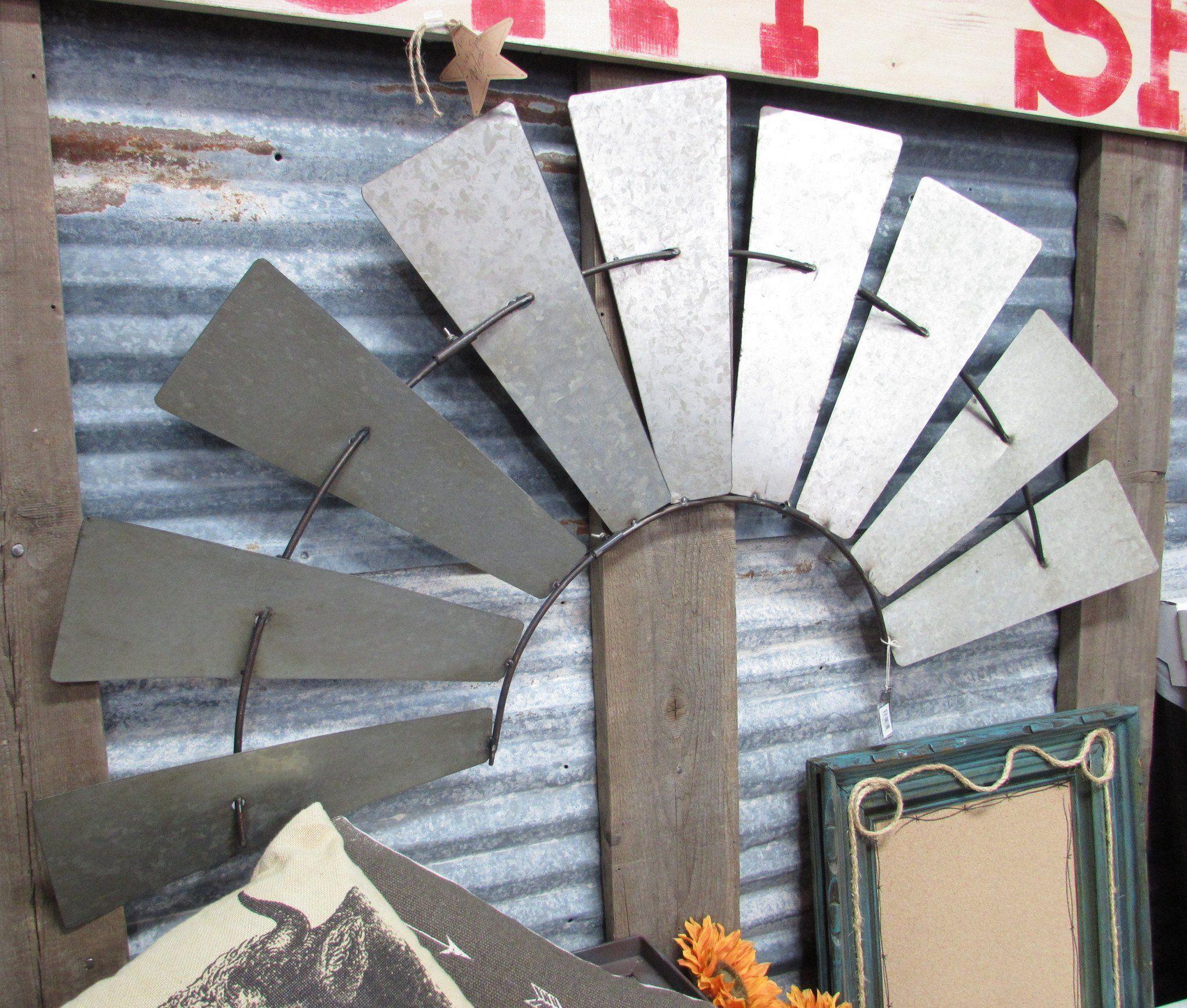 Half Windmill Metal