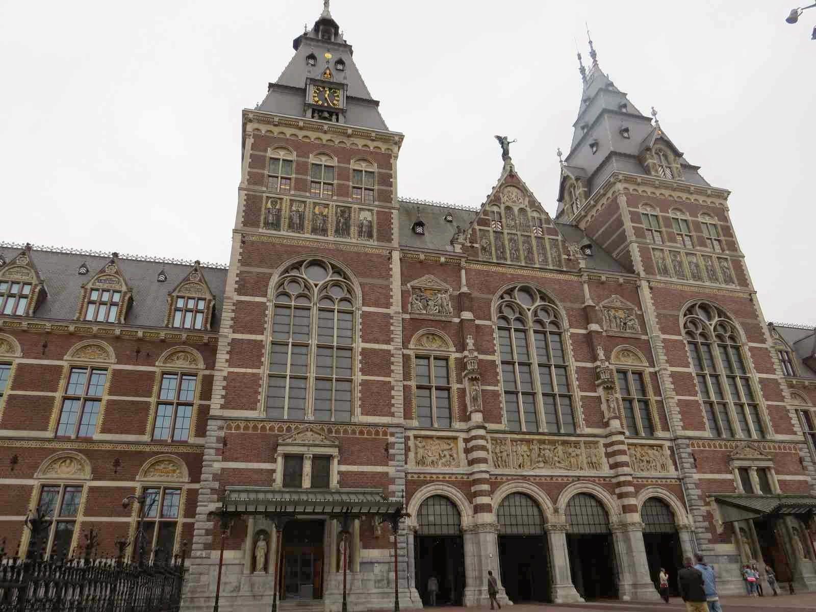 ✿ Amsterdam Rijksmuseum ✿