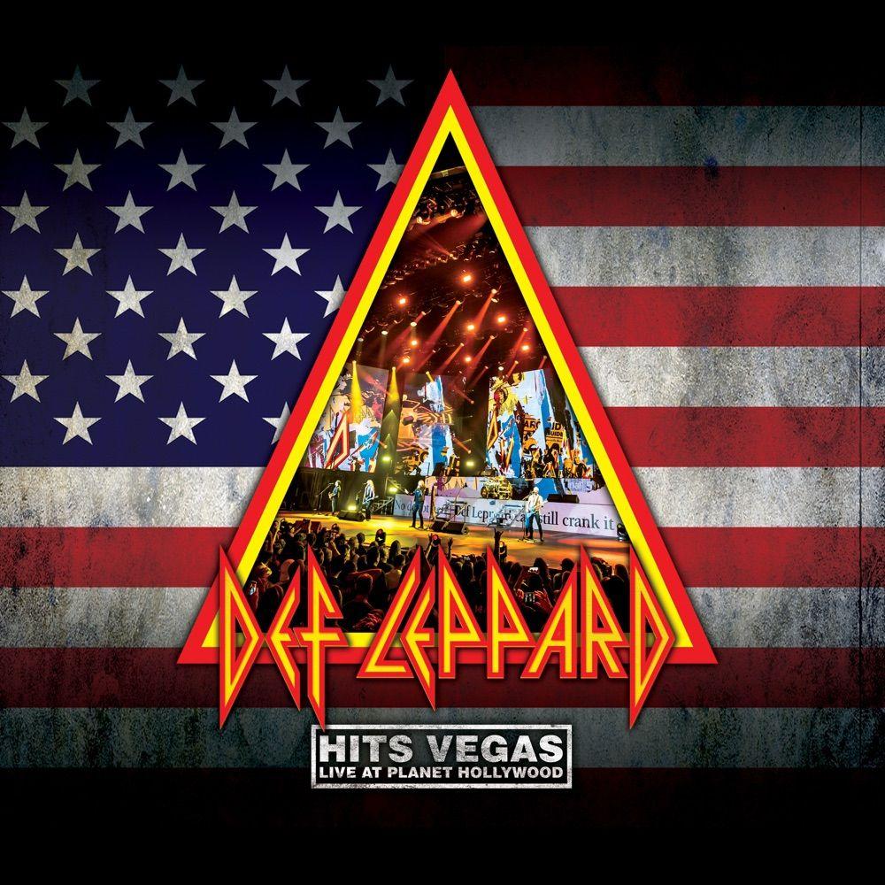 Альбом «Hits Vegas (Live)» (Def Leppard) в Apple Music в