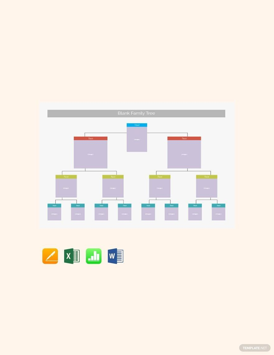 Free Family Tree Template Excel Family Tree Template Excel Blank Family Tree Free Family Tree Template