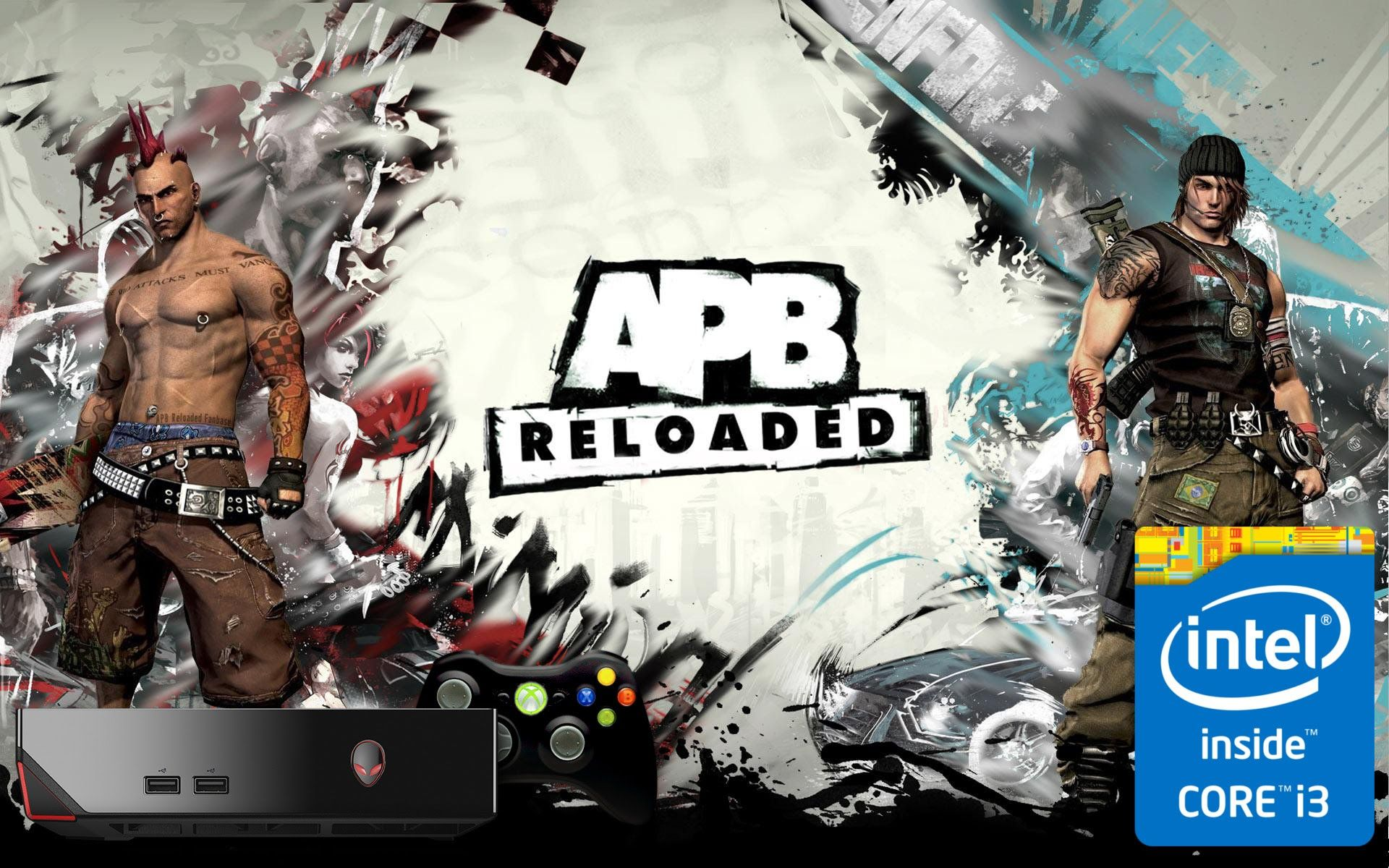 Apb Reloaded On Alienware Alpha I3 Ultra Settings All Points