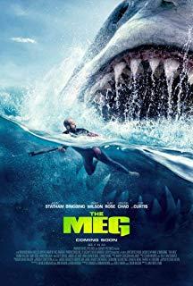 Amazon Com The Meg Poster Film De Requin Film Requin Films Complets