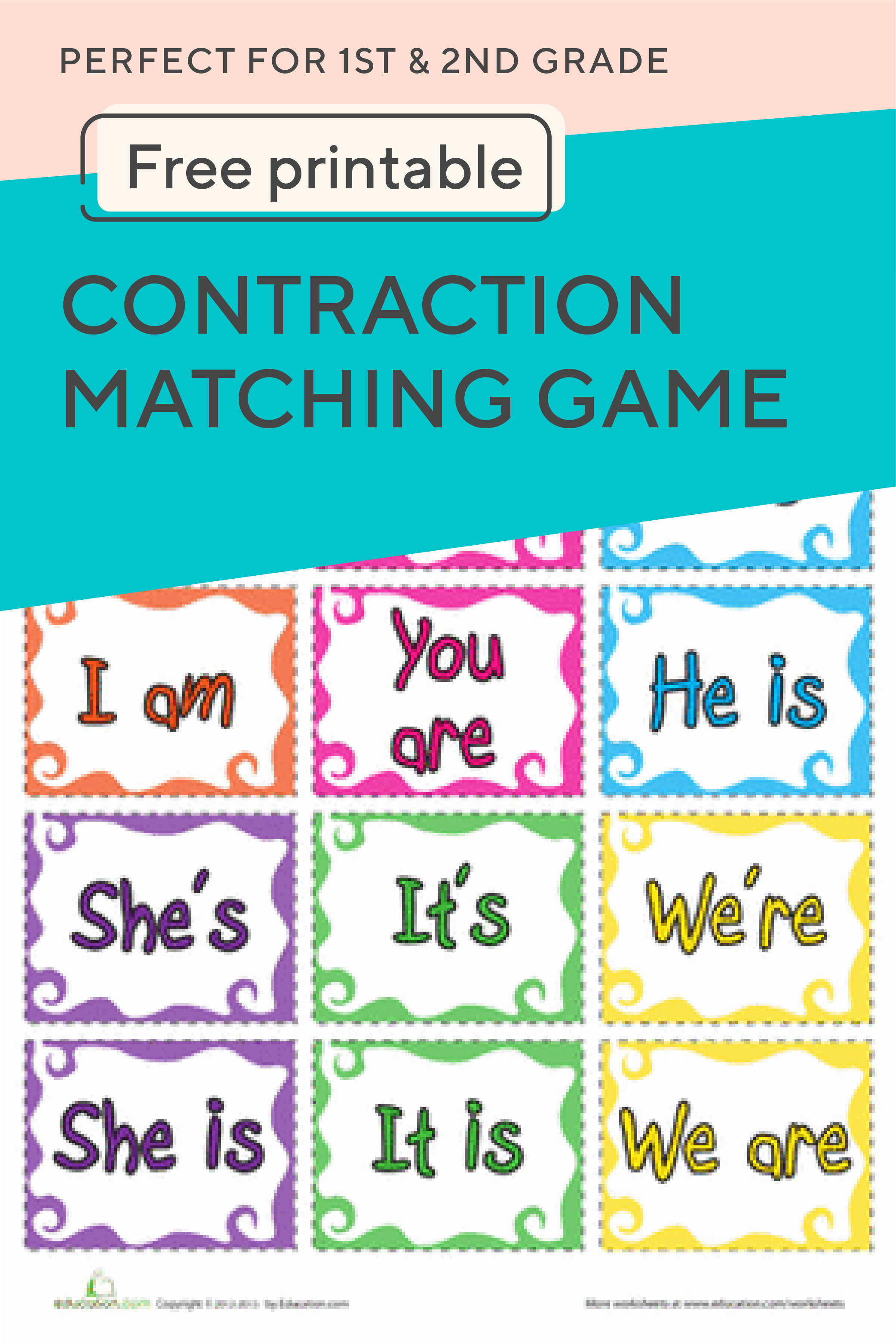 Contraction Matching Game