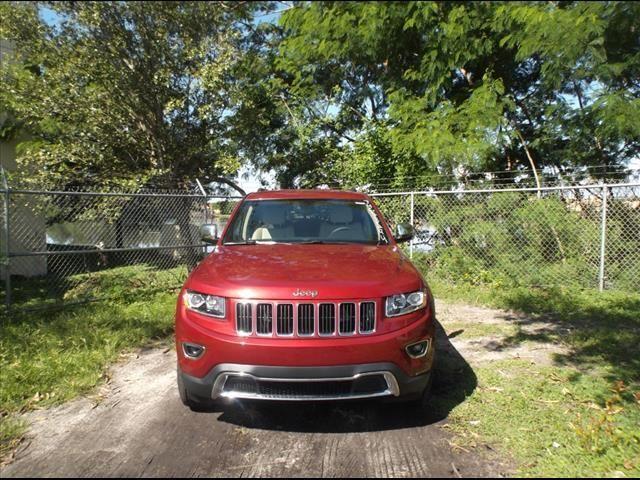 2014 Jeep Grand Cherokee Limited Miami Lakes Fl 7347558 2014 Jeep Grand Cherokee Jeep Grand Cherokee Limited Grand Cherokee Limited