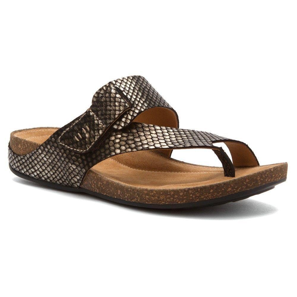 693f3ae00 Clarks Perri Coast pewter snake skin women s sandals 00644 BNIB ...