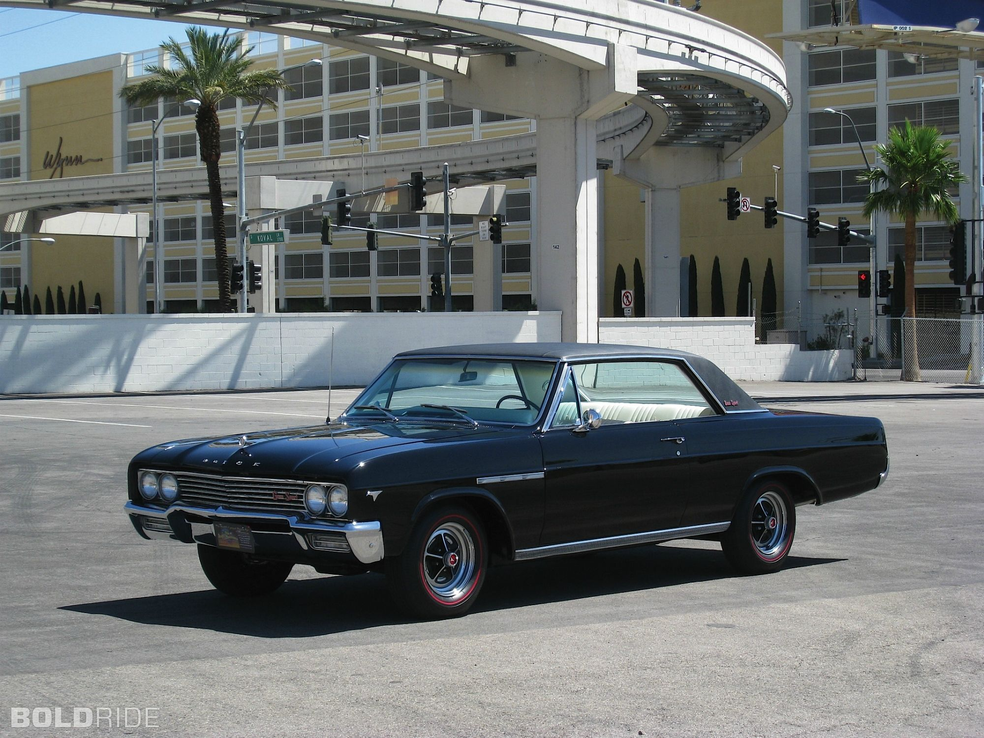 Pictures and wallpapers of 1965 buick skylark gs