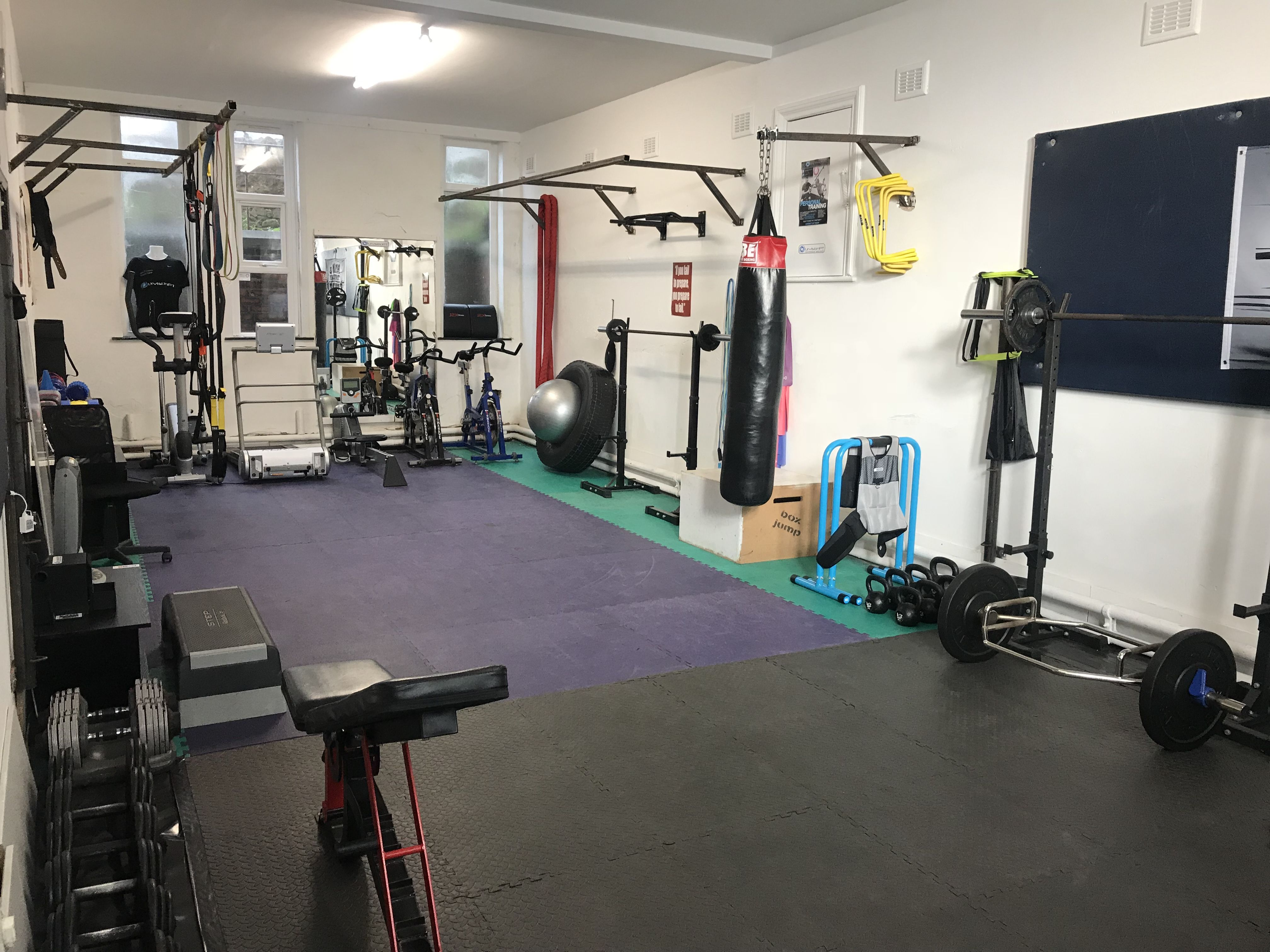 Pt Studio Fitness Pt Gym Weights Functional Space Training Goals Health Fitnes Build My Own House Personal Training Studio Design Dream House Gym