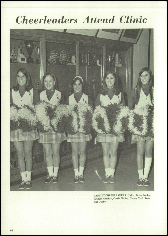 Tell City High School (Varsity) Tell City, Indiana 1969