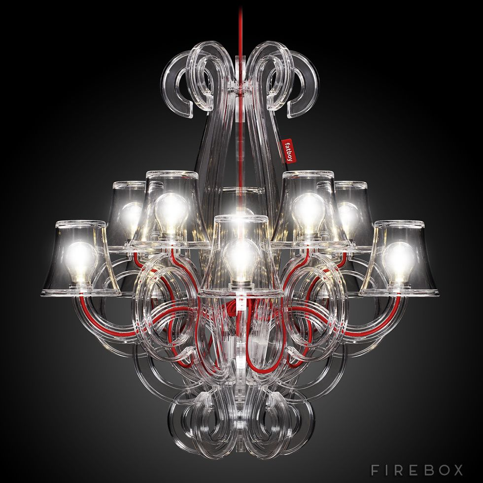 Fatboy Rockcoco Outdoor Chandelier Says Not Available But Still Nice
