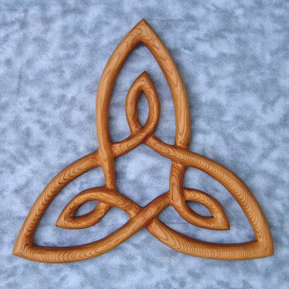 Triquetra knot of inner strength 2nd law of the hermetic another tattoo idea celtic symbol for inner strength biocorpaavc Choice Image